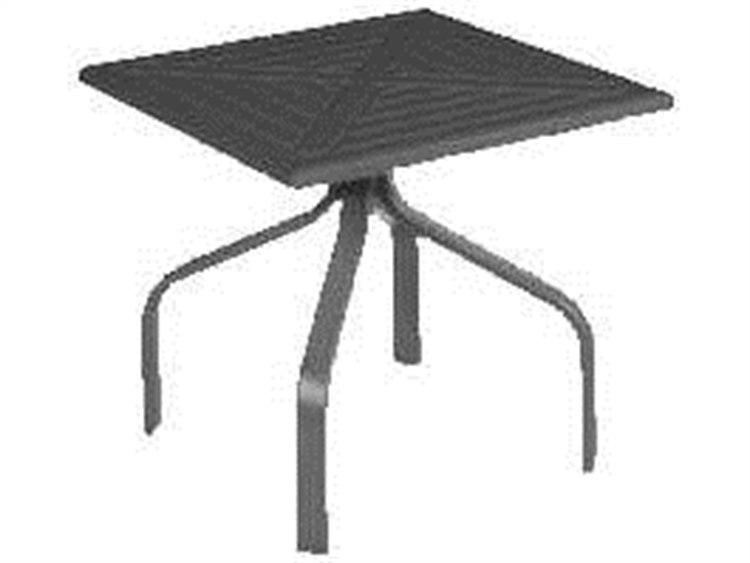 Windward Design Group Newport Mgp 19 Square Side Table PatioLiving