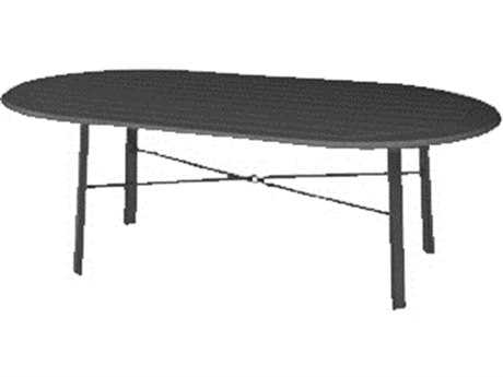Windward Design Group Newport Mgp 44 x 22 Oval Coffee Table