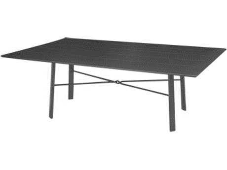 Windward Design Group Hartford Mgp Aluminum 36 x 24 Rectangular Coffee Table