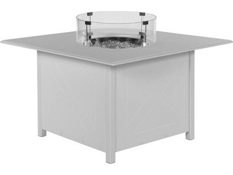 Windward Design Group Mgp 36 Square Fire Pit Table