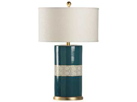 Wildwood Lamps Nelly Lamp - Teal