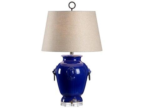 Wildwood Lamps Celia Cobalt Buffet Lamp