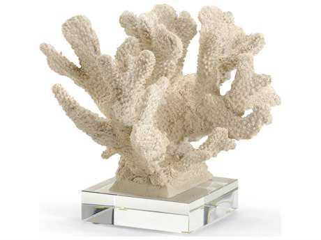 Wildwood Lamps Coral Specimen Crystal Base Sculpture