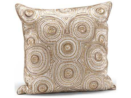 Wildwood Lamps Metallic Fireworks Pillow