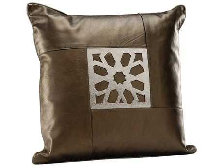 Wildwood Lamps Hex Medallion Pillow