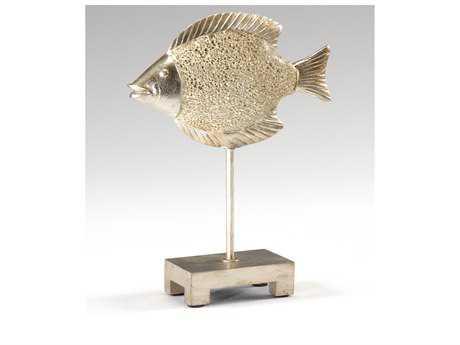 Wildwood Lamps Glass Fish Sculpture