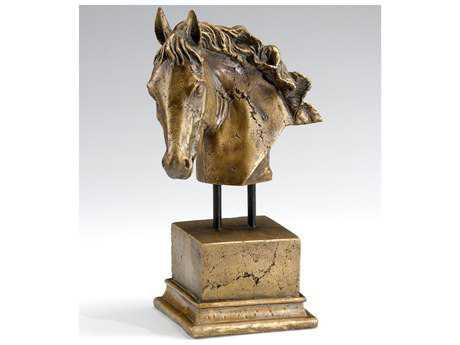 Wildwood Lamps Horse Head Sculpture