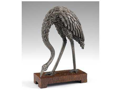 Wildwood Lamps Marsh Bird Sculpture