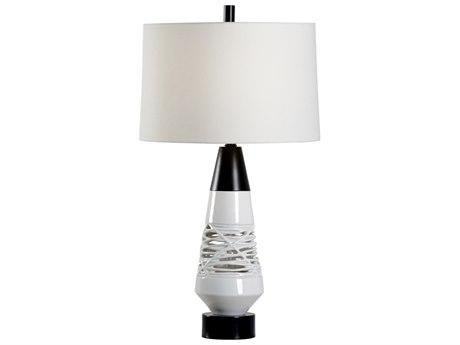 Wildwood Lamps Avis Snow Buffet Lamp
