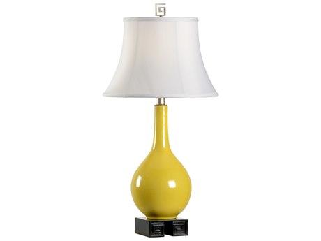 Wildwood Lamps Tang Forsythia Buffet Lamp