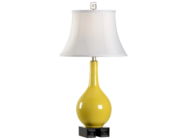 Wildwood lamps tang forsythia buffet lamp