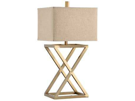 Wildwood Lamps Nicholas Lamp - Brass