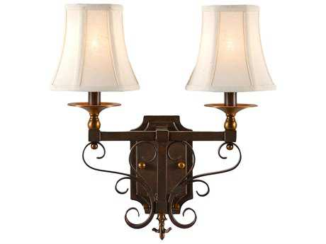 Wildwood Lucca Old Bronze Patina Wall Sconce