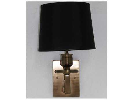 Wildwood Medfield Dark Tarnish Wall Sconce