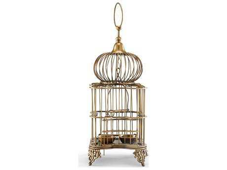 Wildwood Lamps Bronze Bird Cage
