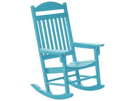 Wildridge Heritage Recycled Plastic Traditional Rocker Chair PatioLiving