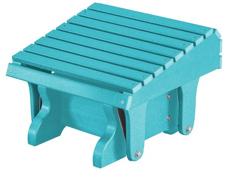 Wildridge Heritage Recycled Plastic Gliding Footrest PatioLiving