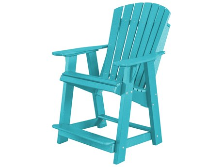 Wildridge Heritage Recycled Plastic High Adirondack Chair PatioLiving