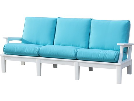 Wildridge Heritage Recycled Plastic Deep Seating Sofa PatioLiving