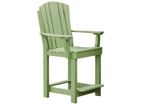 Wildridge Heritage Recycled Plastic Counter Chair