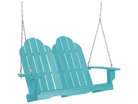 Wildridge Classic Recycled Plastic Adirondack Swing