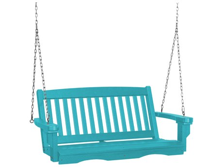 Wildridge Classic Recycled Plastic Mission Swing