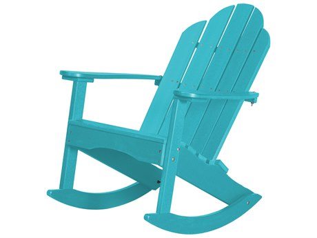 Wildridge Classic Recycled Plastic Adirondack Rocker Chair