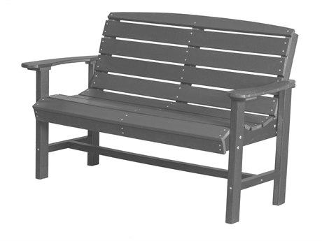 Wildridge Classic Recycled Plastic Bench