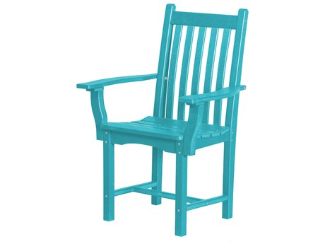 Wildridge Classic Recycled Plastic Dining Arm Chair