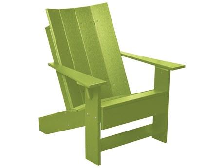 Wildridge Contemporary Recycled Plastic Adirondack Chair