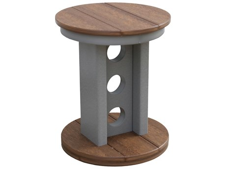 Wildridge Contemporary Recycled Plastic Manhattan Rise Bar Stool