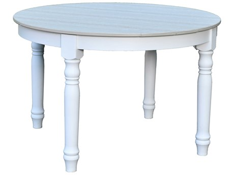 Wildridge Farm House Recycled Plastic 48''Wide Round Dining Table
