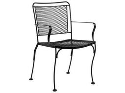 Constantine Wrought Iron Stackable Dining Chair