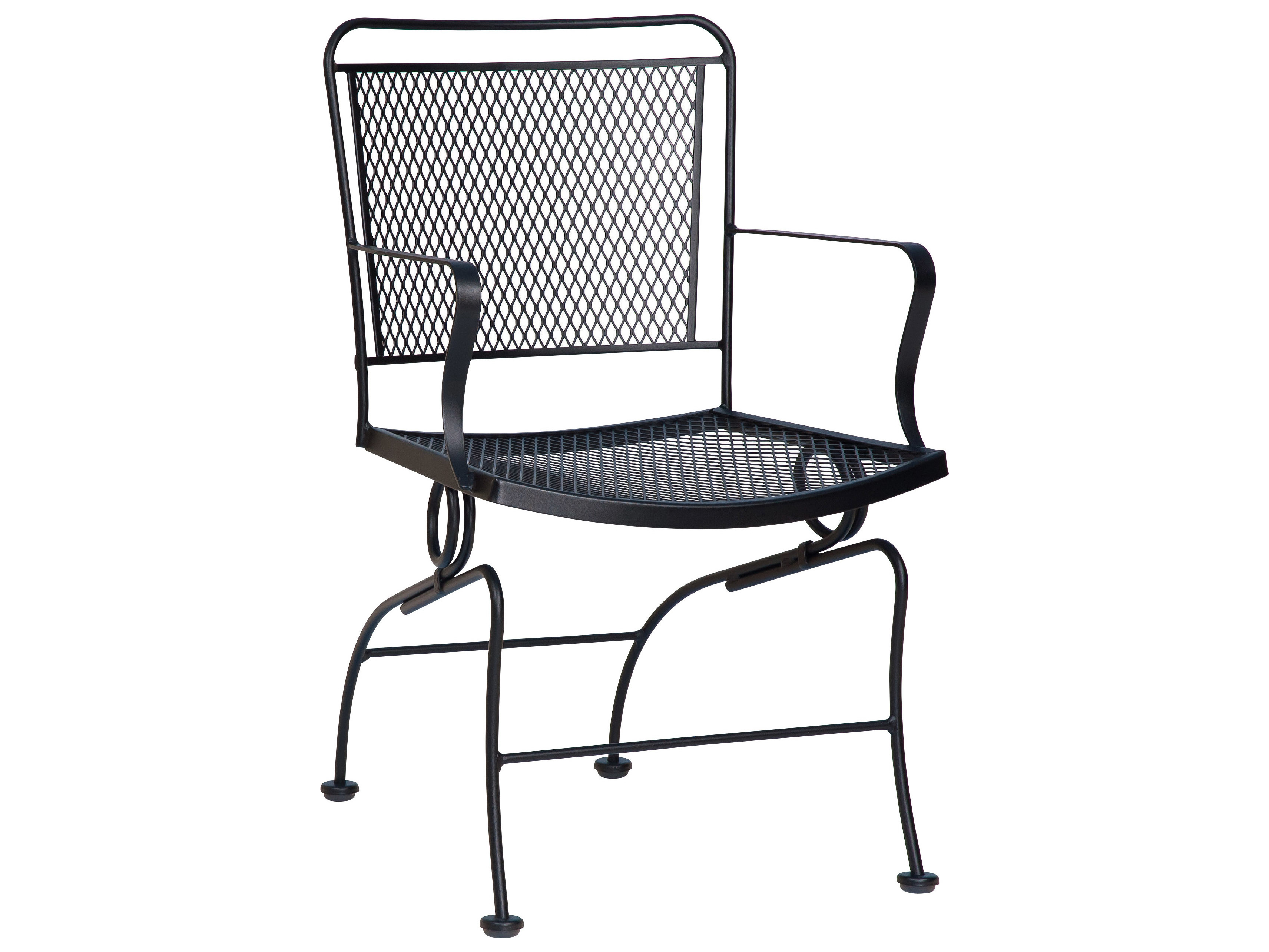 Woodard Constantine Coil Spring Dining Chair Replacement