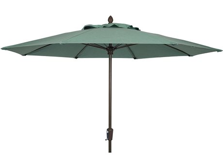 Woodard Fiberglass 9 Foot Octagonal Umbrella
