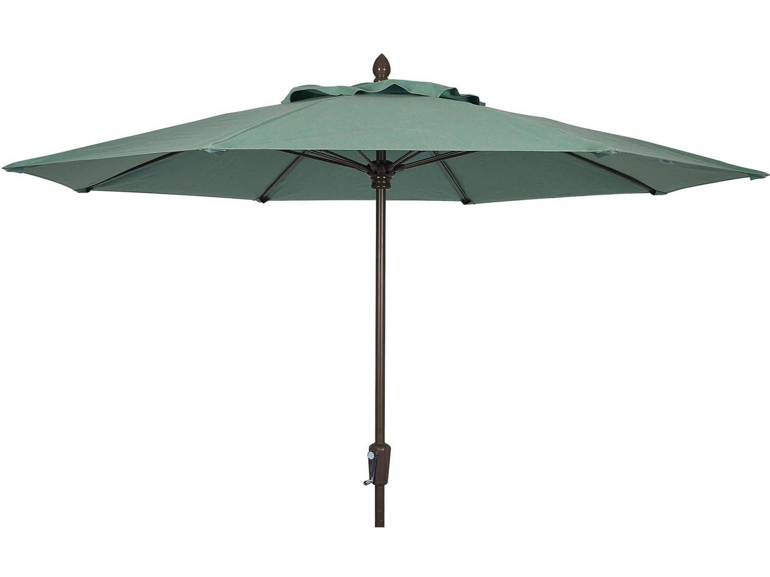 Woodard Fiberglass 9 Foot Octagonal Umbrella 1490sccrw