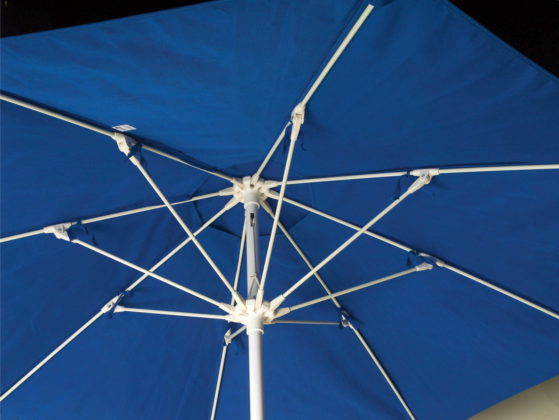 Woodard Fiberglass 9 Foot Octagon Umbrella 1490swcrw