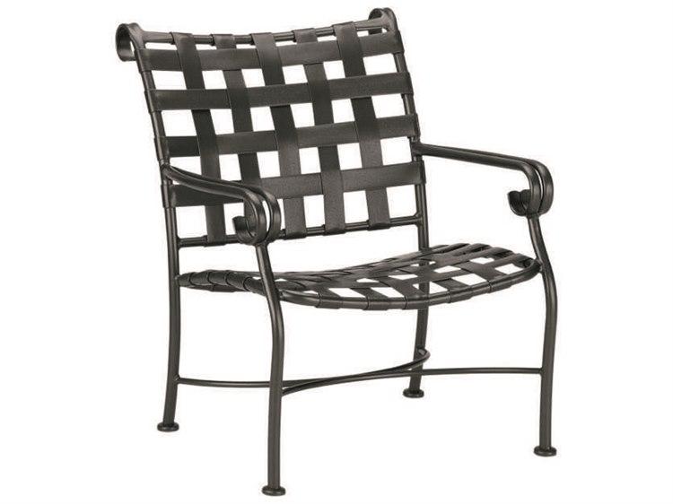 Woodard Ramsgate Aluminum Club Chair