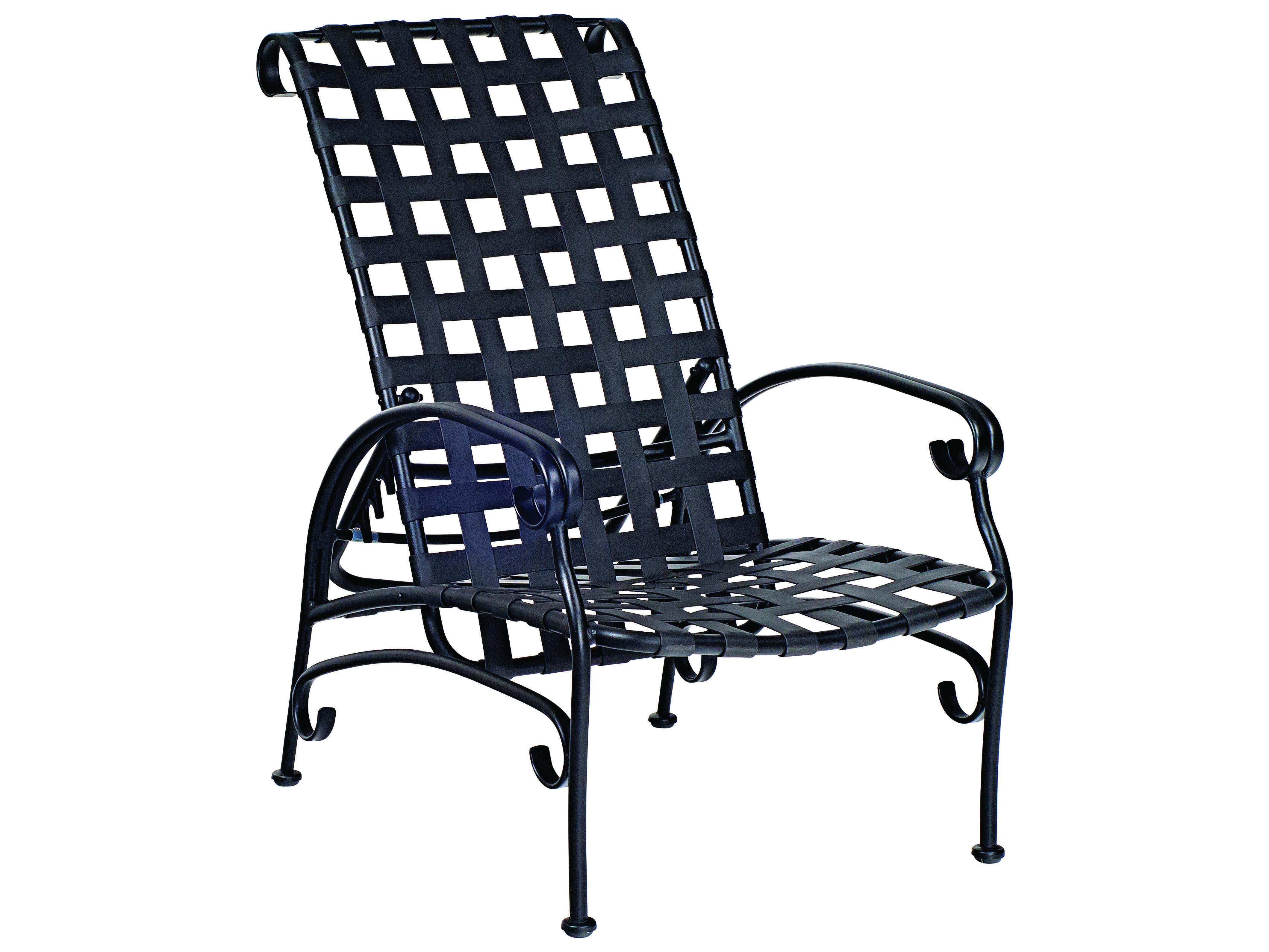 Woodard Ramsgate Strap Adjustable Lounge Chair Replacement