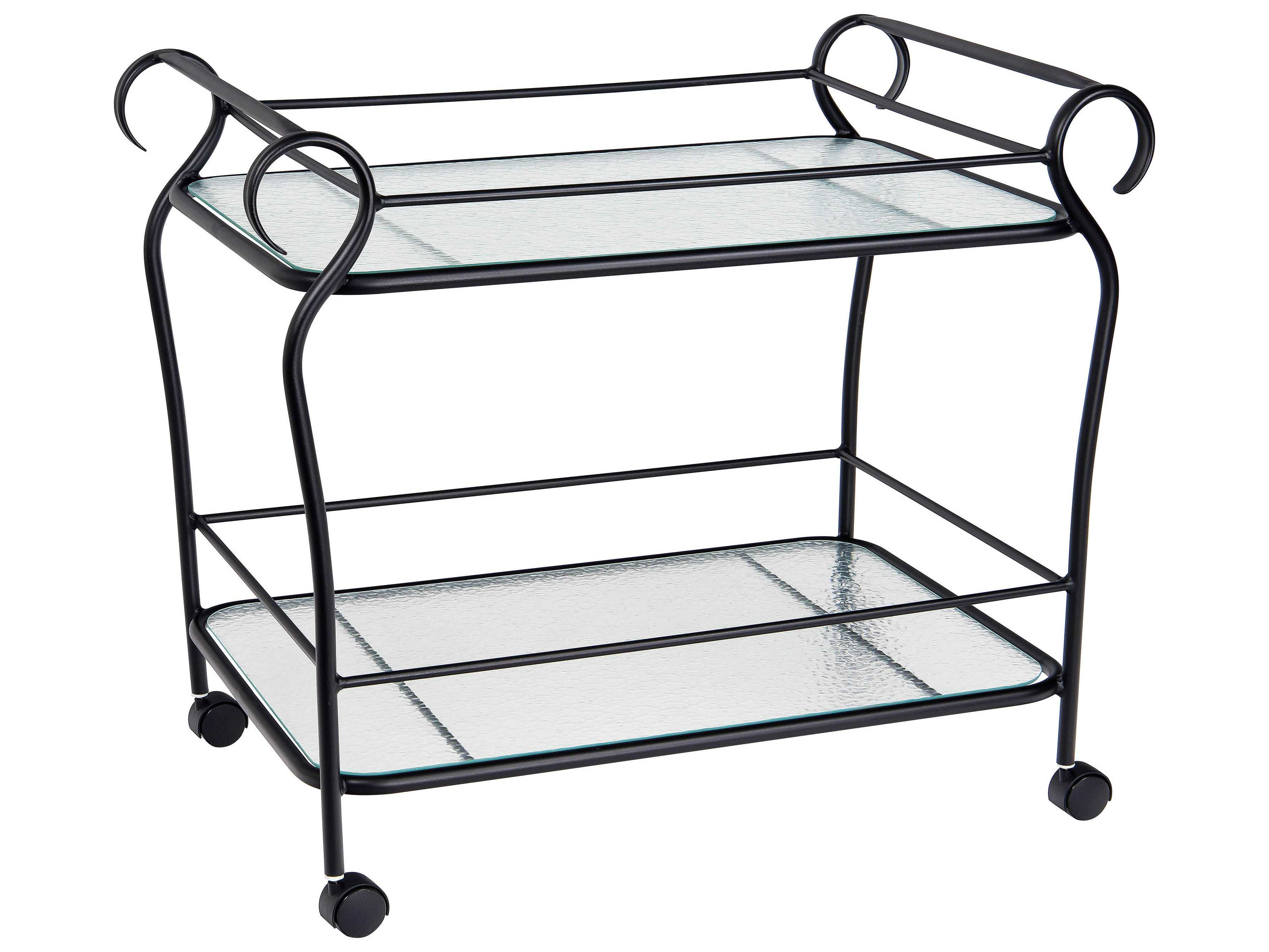 Woodard Ramsgate Aluminum Serving Cart Wr166483