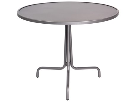 Woodard Wrought Iron 36 Round Bistro Table