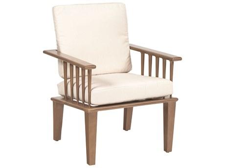 Woodard Van Dyke Dining Chair Replacement Cushions