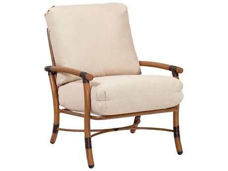 Woodard Glade Isle Lounge Chair Replacement Cushions