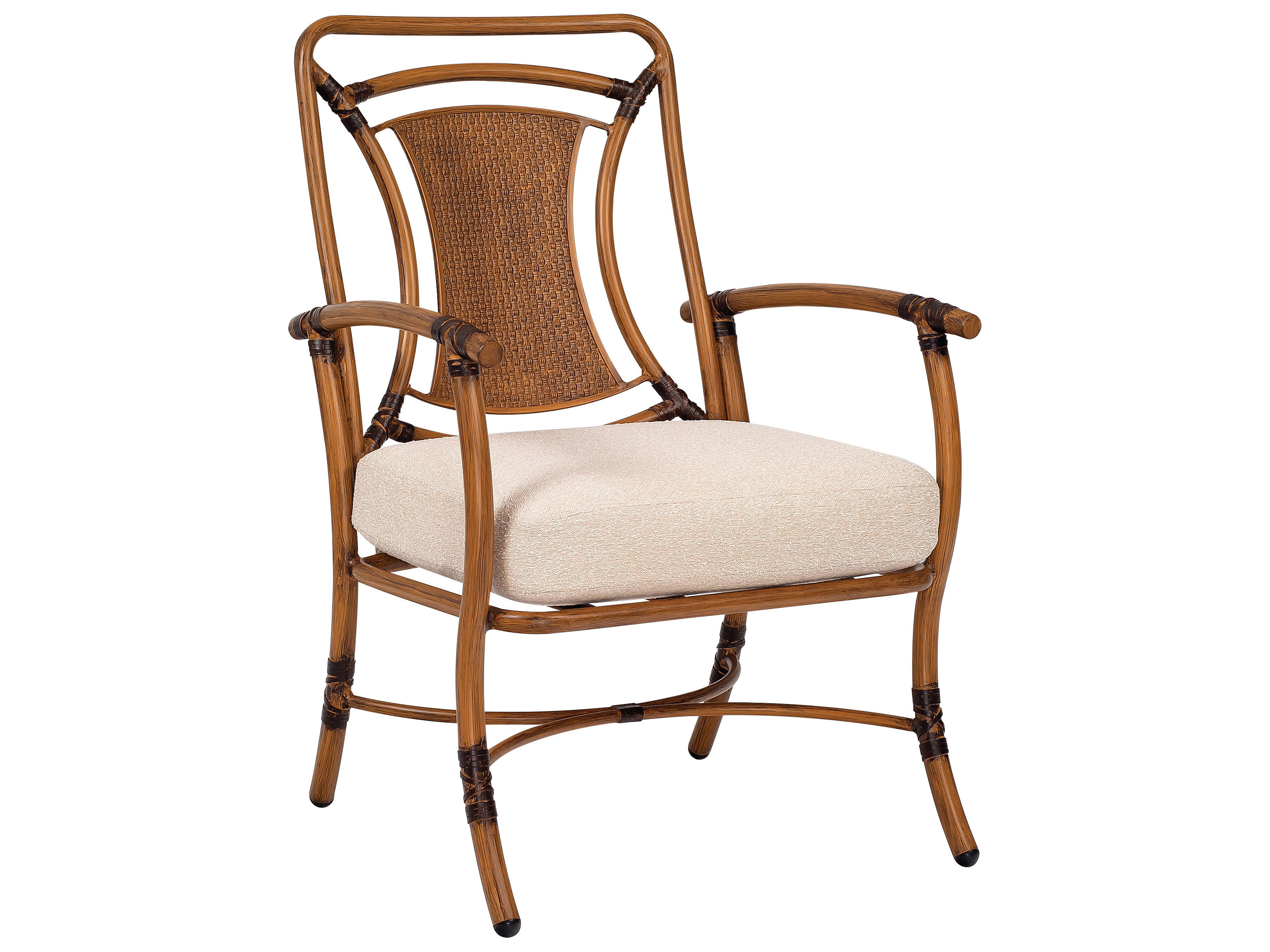 Woodard Glade Isle Formal Dining Chair Replacement