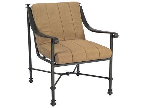 Woodard Nova Cast Aluminum Dining Chair