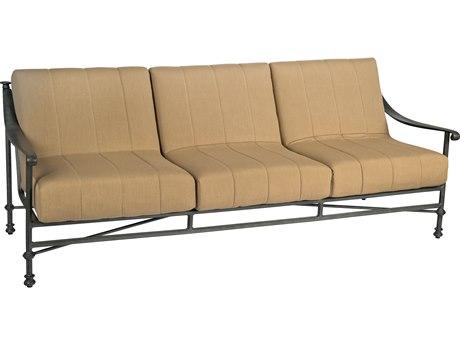 Woodard Nova Cast Aluminum Sofa