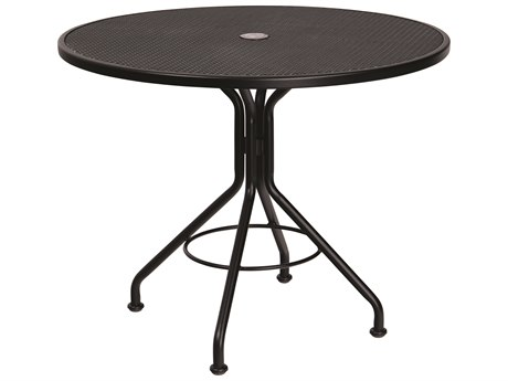 36'' Round Bistro Table with Umbrella Hole