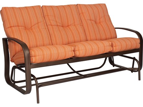 Woodard Cayman Isle Cushion Gliding Sofa