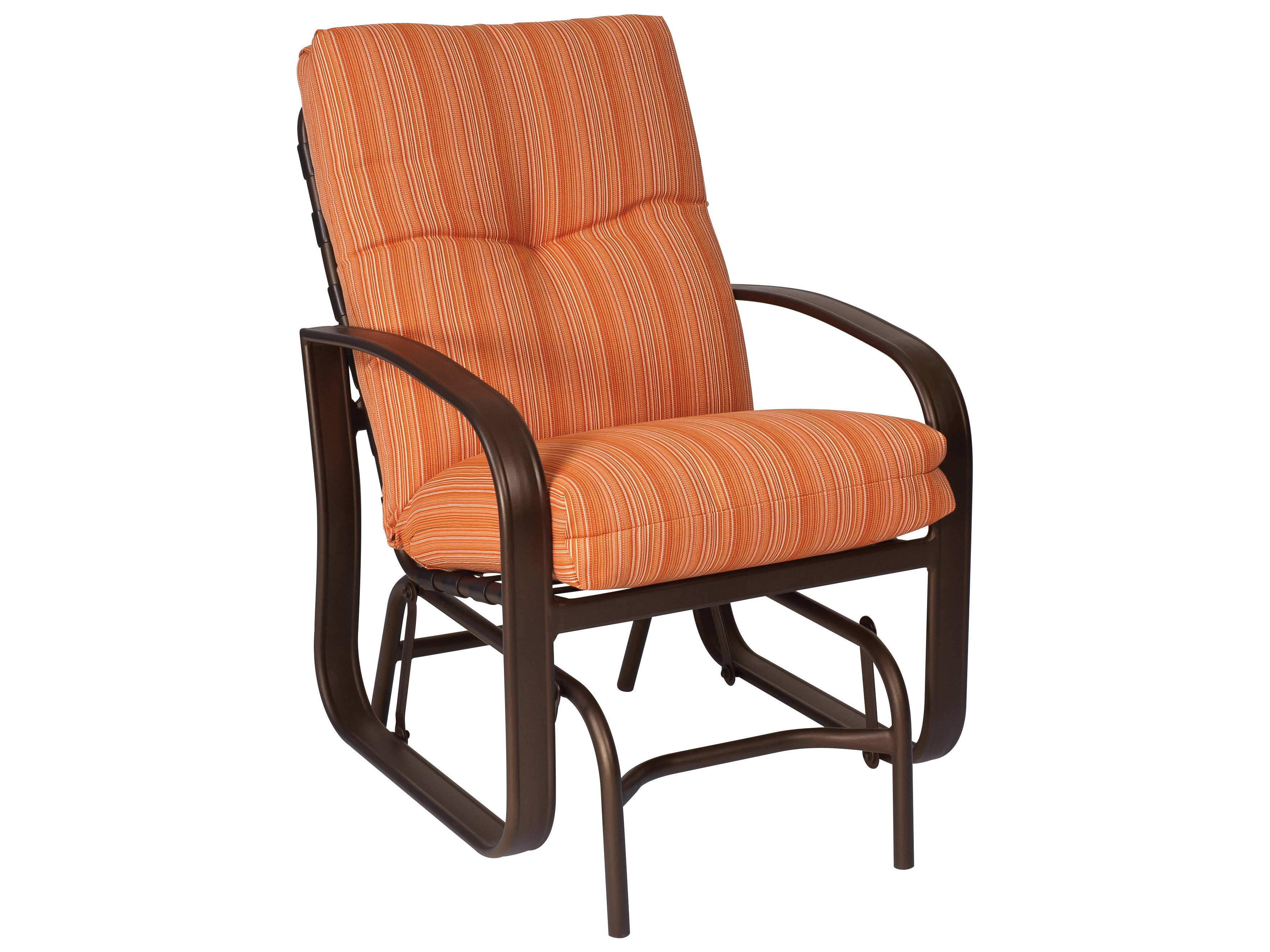 Woodard Cayman Isle Gliding Lounge Chair Replacement Cushions