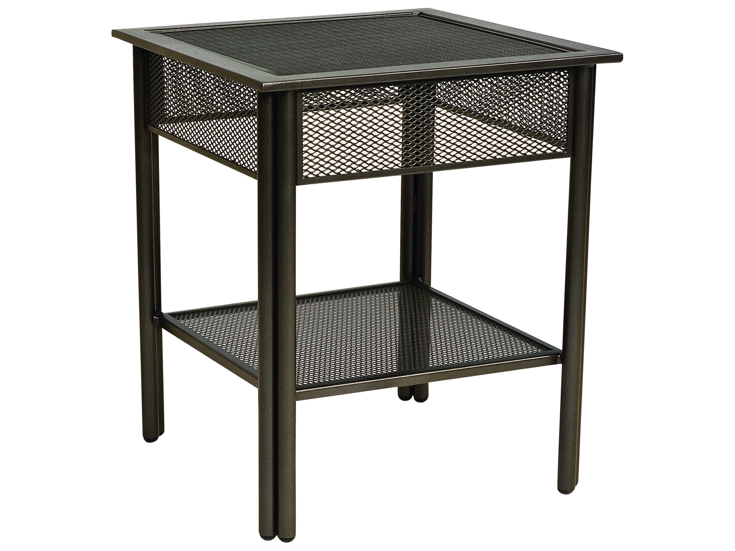 view zm table furniture wrought coffee cascade iron product base woodard patio